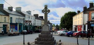 Oldcastle town centre
