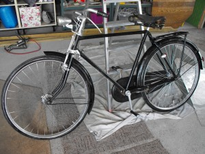 Humber Cycle Restored